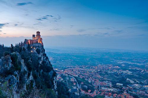 Gabicce Mare Hotel per visitare Gradara Pesaro Urbino San Leo e San ...